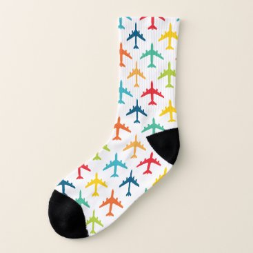 Primary Colored KC-135 Refueling Jet Socks