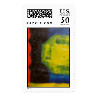 Primary Colors Postage