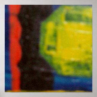Primary Colors Print