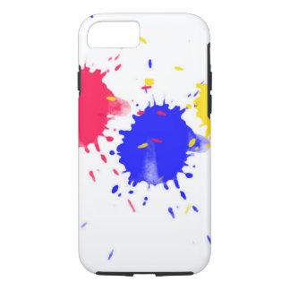 Primary Colors Splash iPhone 8/7 Case