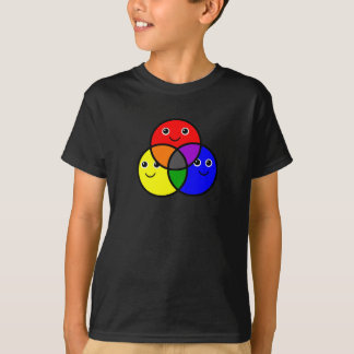 Primary Colors T-Shirt