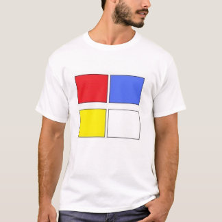 Primary Colours T-Shirt