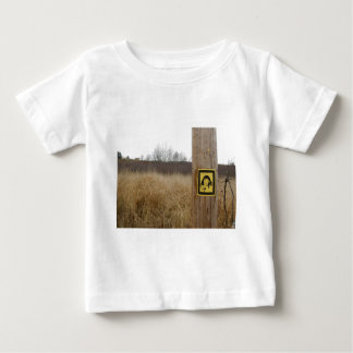 Primary Colours - Wolfville, Nova Scotia Baby T-Shirt