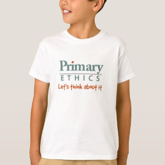 Primary Ethics T-shirt for Kids