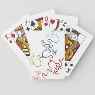 Primary Roots Poker Deck
