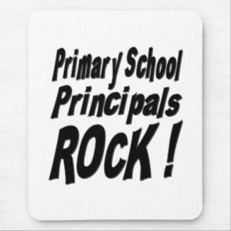 Primary School Principals Rock! Mousepad
