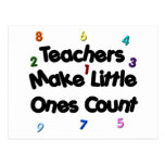 Primary Teacher Card Postcard