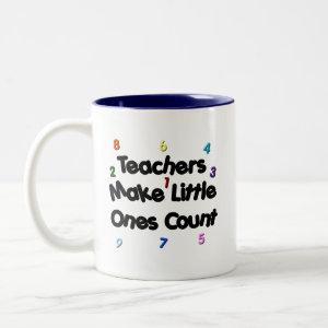 Primary Teacher Mug mug