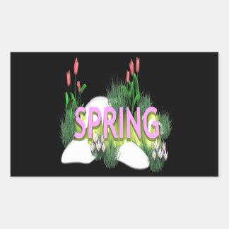 Primavera 11 pegatinas