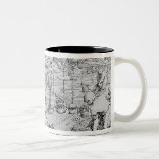 Primavera, 1565 taza de dos tonos