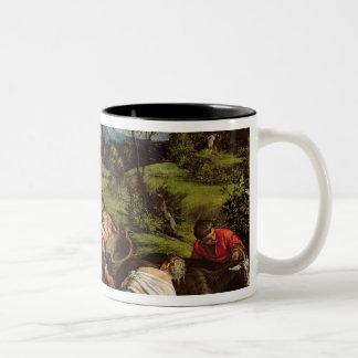 Primavera, 1576 taza de café de dos colores