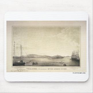 Primavera 1837 de Yerba Buena (ahora San Francisco Tapete De Ratones