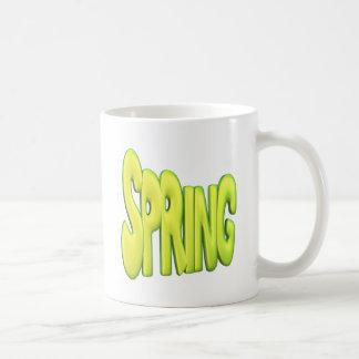 Primavera 1 taza clásica