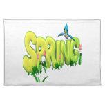 Primavera 3 mantel