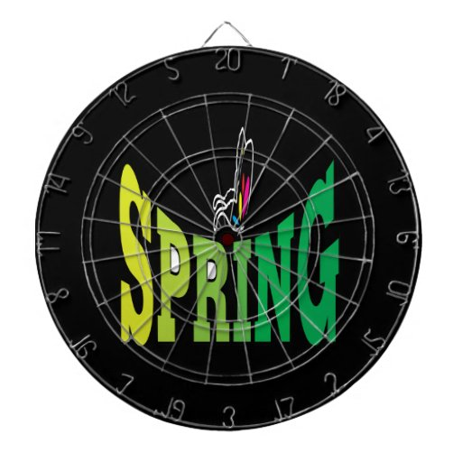 Primavera 7 tabla dardos