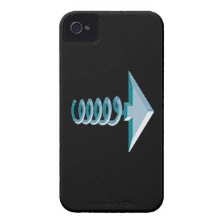 Primavera a continuación 3 iPhone 4 Case-Mate protector