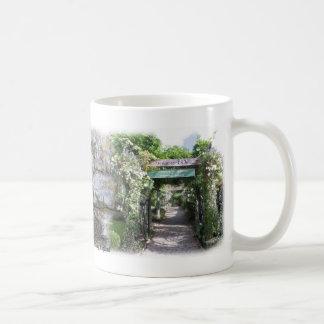 Primavera bien de la cáliz taza de café