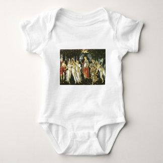 Primavera - Botticelli Baby Bodysuit