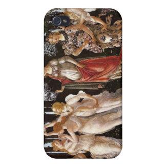 Primavera, Botticelli iPhone 4 Cover