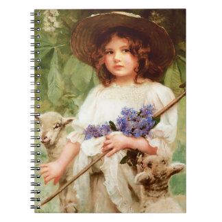 Primavera. Cuaderno del regalo de Pascua