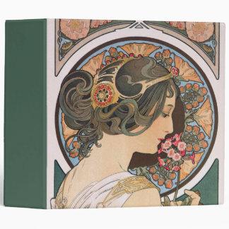 Primavera de Alfonso Mucha - arte Nouveau del vint