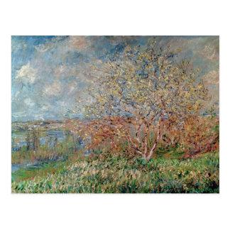 Primavera de Claude Monet el |, 1880-82 Postales
