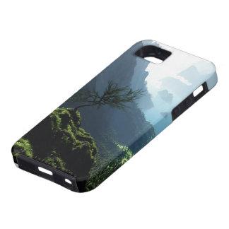 Primavera de la montaña iPhone 5 fundas