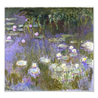 Primavera de Monet Foto