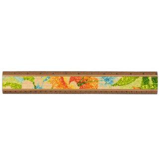 primavera del Chispa-efecto floral Regla De Arce