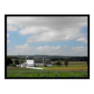Primavera del ~ en el ~ 148 del condado de tarjetas postales