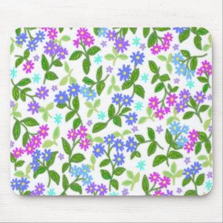 Primavera Designer Floral Mousepad