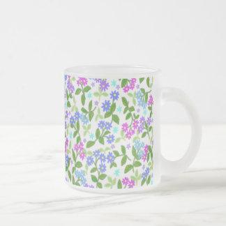 Primavera Designer Floral Mug