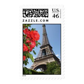 Primavera en la torre Eiffel