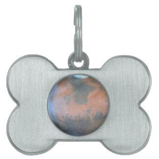 Primavera en Marte Placas Mascota