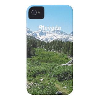 Primavera en Nevada iPhone 4 Carcasa