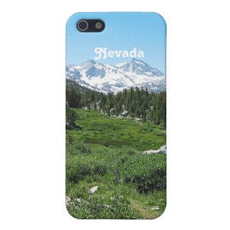 Primavera en Nevada iPhone 5 Funda
