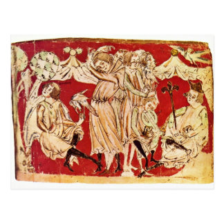"Primavera en rey Brand"" por Meister Hesse (el mejo Tarjetas Postales"