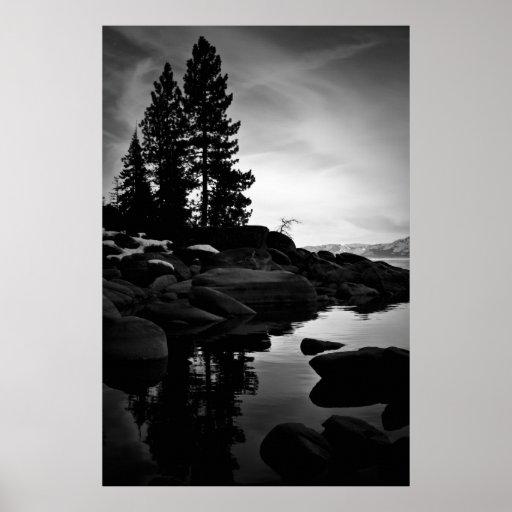 Primavera en Sierra Nevada Póster