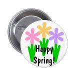 ¡Primavera feliz! Pins