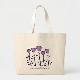 Primavera Large Tote Bag
