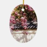 Primavera - magnolia adorno para reyes