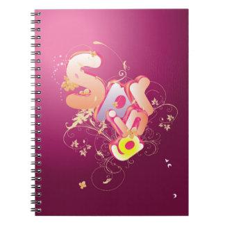 Primavera Note Book