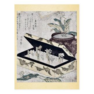 Primavera por Kubo, Shunman Ukiyoe Tarjetas Postales