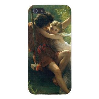 Primavera por la choza de Pedro Auguste iPhone 5 Carcasa