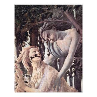 Primavera (Primavera), por Botticelli Sandro Tarjetones