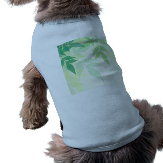 Primavera Camiseta Sin Mangas Para Perro