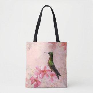 Primavera Rosa All Over Print Bag