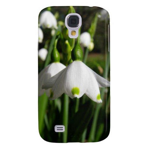 Primavera Snowdrops Funda Para Galaxy S4