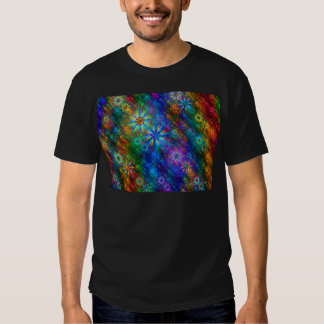 Primavera Swatch del fractal Polera