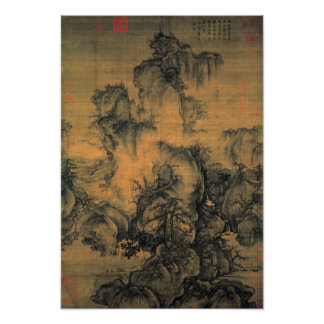 Primavera temprana de Guo XI Póster